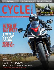 Cycle Canada – Volume 51 Issue 1 – January 2021