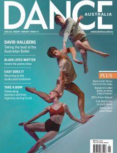 Dance Australia – January-February-March 2021
