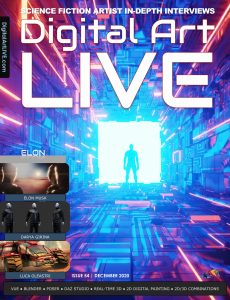 Digital Art Live – Issue 54 2020