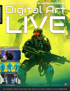 Digital Art Live – Issue 55 2021