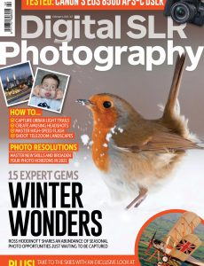 Digital SLR Photography – February 2021