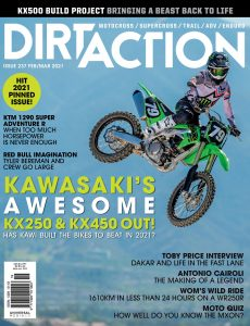 Dirt Action – February-March 2021