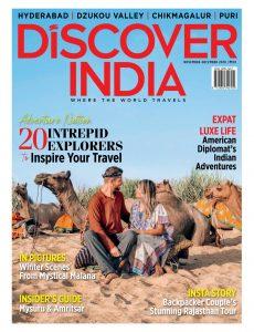 Discover India – November-December 2020