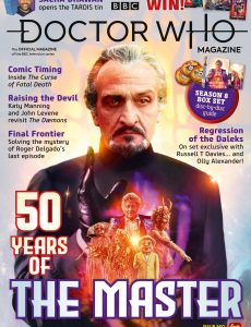 Doctor Who Magazine – Issue 560 – February 2021