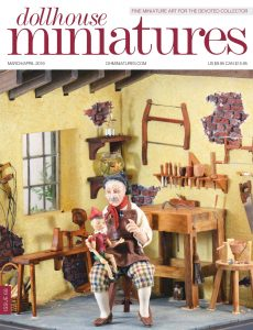 Dollhouse Miniatures – Issue 68 – March-April 2019