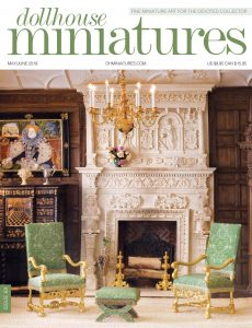 Dollhouse Miniatures – Issue 69 – May-June 2019