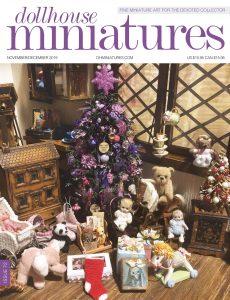 Dollhouse Miniatures – Issue 72 – November-December 2019