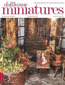 Dollhouse Miniatures – Issue 78 – September-December 2020