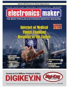 Electronics Maker – January 2021