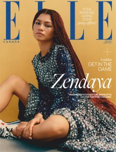 Elle Canada – February-March 2021
