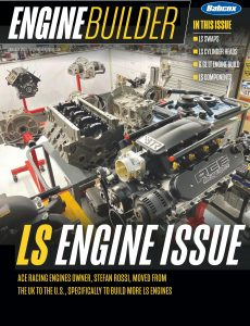 Engine Builder – January 2021