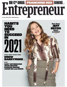 Entrepreneur USA – January-February 2021