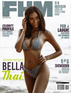 FHM Sweden – January 2021