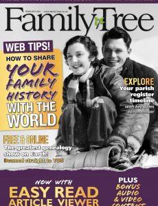 Family Tree UK – February 2021