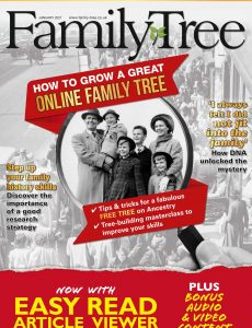 Family Tree UK – January 2021