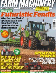 Farm Machinery Journal – January 2021