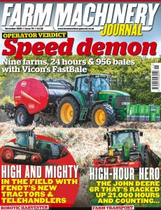Farm Machinery Journal – November 2020