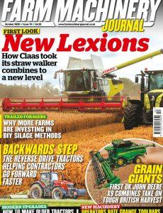 Farm Machinery Journal – October 2020