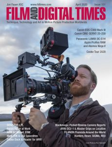Film and Digital Times – Issue 101 – April 2020