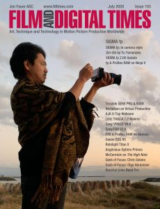 Film and Digital Times – Issue 103 – July 2020