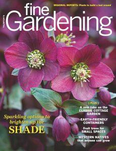 Fine Gardening – January February 2021