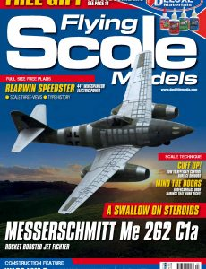 Flying Scale Models – Issue 255 – February 2021