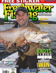 Freshwater Fishing Australia – Issue 162 – September-October 2020