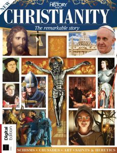 Future's Series All about History – Book of Christianity 4th Edition 2021