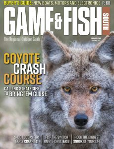 Game & Fish South – February 2021