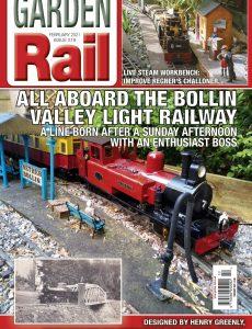 Garden Rail – Issue 318 – February 2021