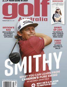 Golf Australia – February 2021