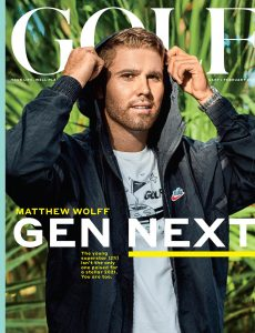 Golf Magazine USA – January-February 2021