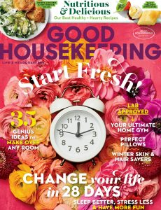 Good Housekeeping USA – January 2021
