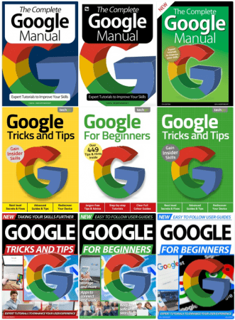 Google The Complete Manual,Tricks And Tips,For Beginners – Full Year 2020 Collection