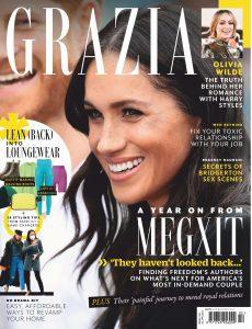 Grazia UK – 26 January 2021
