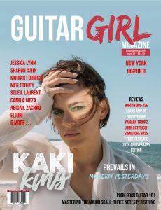 Guitar Girl – Winter 2020-2021