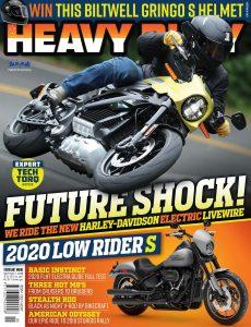 Heavy Duty – Issue 166 – September-October 2019