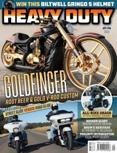 Heavy Duty – Issue 172 – September-October 2020