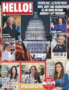 Hello! Magazine UK – 01 February 2021
