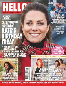 Hello! Magazine UK – 11 January 2021