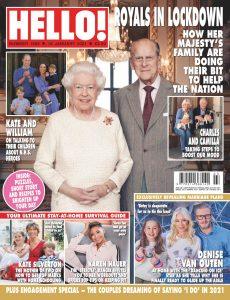 Hello! Magazine UK – 18 January 2021
