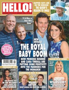 Hello! Magazine UK – 25 January 2021