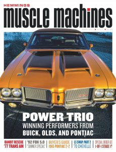 Hemmings Muscle Machines – March 2021