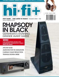 Hi-Fi+ – Issue 186 – August 2020