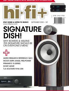 Hi-Fi+ – Issue 187 – September 2020