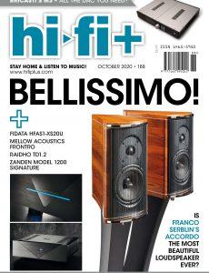 Hi-Fi+ – Issue 188 – October 2020