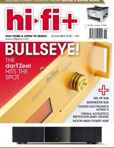 Hi-Fi+ – Issue 189 – November 2020