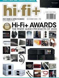Hi-Fi+ – Issue 190 – December 2020