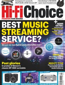Hi-Fi Choice – February 2021