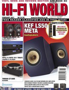 Hi-Fi World – February 2021